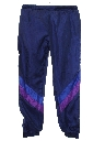Unisex Hip Hop Style Baggy Totally 80s Track Pants