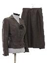 Womens Fab 50s Designer Suit
