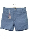 Mens Mod Jeans-Cut Shorts