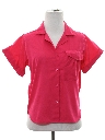 Womens Totally 80s Sport Shirt