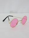 Unisex Accessories - Round John Lennon Style Hippie Sunglasses