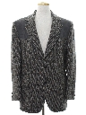 Mens Western Pendleton Wool Blazer Style Sport Coat Jacket