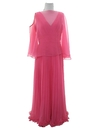 Womens Cocktail or Prom Maxi Dress