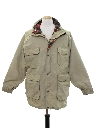 Mens Hunting Style Field Car Coat Jacket