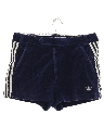 Mens Totally 80s Terry Cloth Sport Shorts