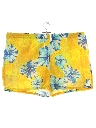 Mens Totally 80s Hawaiian Swim Short Shorts