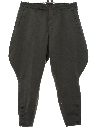 Mens Wool Jodhpur Knickers Pants
