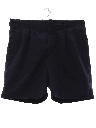 Mens Totally 80s Pleated Shorts