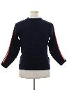 Mens Mod Wool Ski Sweater
