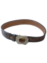 Womens Accessories - Western Leather Belt