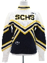 Womens or Girls Cheerleader Sweater