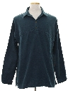 Mens Pullover Hippie Style Sport Shirt