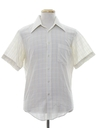 Mens Subtle Print Shirt