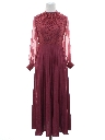 Womens/Girls Prom Or Cocktail Maxi Dress
