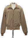 Mens Totally 80s Golf Style Jacket