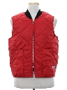 Mens Work Vest Jacket