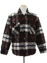 Mens Flannel CPO Shirt Jacket
