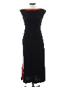Womens Terry Cloth Maxi Dress