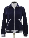 Womens Totally 80s Track Jacket