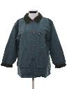 Womens Barn Style Car Coat Jacket