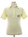 Mens Polo Style Golf Shirt
