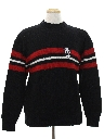 Mens Wool Disney Sweater