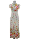 Womens/Girls Hippie Maxi Dress
