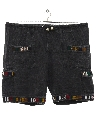 Mens Guatemalan Style Hippie Shorts