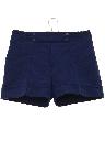 Womens Mod Knit Shorts