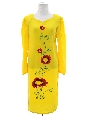 Womens or Girls Salwar Kameez Style Hippie Dress