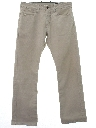 Mens Corduroy Jeans-Cut Pants