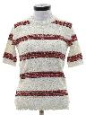 Womens Designer Knit Shirt