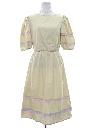 Womens Hippie Style Dress