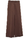 Womens Bellbottom Style Wide Leg Pants