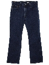 Mens -Levis 517 Slight Bootcut Flared Denim Jeans Pants