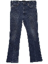 Mens Levis 517 Slight Bootcut Flared Denim Jeans Pants