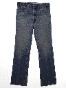 Mens Grunge Levis 517 Straight Leg Denim Jeans Pants