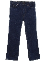 Mens Levis 517 Straight Leg Denim Jeans Pants