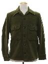 Mens US Army CPO Shirt Jacket