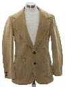 Mens or Boys Disco Blazer Sportcoat Jacket