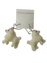 Womens Accessories - Poodle Earrings