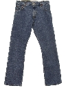 Mens Levis 517 Bootcut Flared Denim Jeans Pants