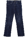 Mens Levis Straight Leg Denim Jeans Pants