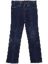 Mens Levis Straight Leg Denim Jeans Pants