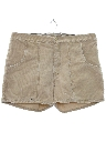 Mens Op Style Corduroy Shorts