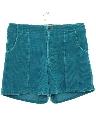 Mens Op Corduroy Shorts
