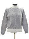 Womens Beaded Cardigan Sweater