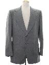 Mens Western Style Blazer Sport Coat Jacket