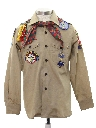 Mens Boy Scout Shirt