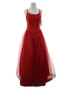 Womens Maxi Prom Or Cocktail Dress